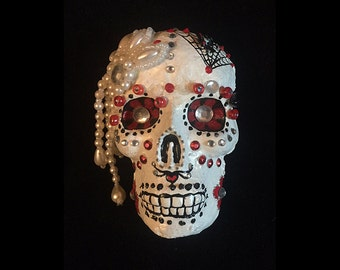 Sugar Skull Day of the Dead Wall hanging