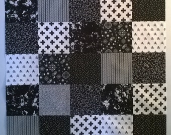 Custom Baby Quilt Any Color Any Theme You Choose