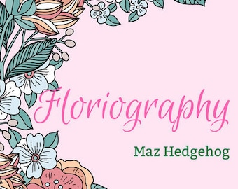 Floriography: PDF Poetry Booklet