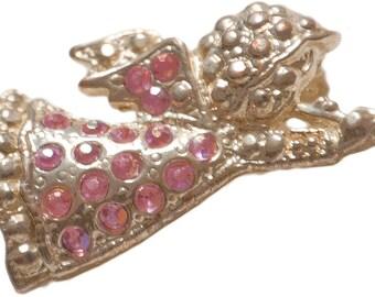 Hijab Pin Scarf Pin Angel Brooch Pin