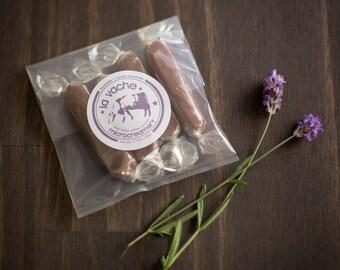Lavender + Honey Caramels (4-piece Bag)