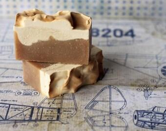 Chai Latte Cold Process Soap