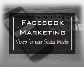 Facebook Marketing, Animated Instagram, Video, Social Media, Digital Marketing, Brand Video, Instagram Video, Custom Video, Photo Montage