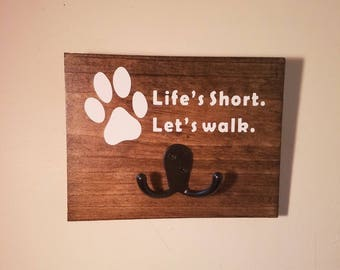 Life's short, let's walk!