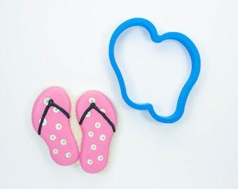 Flip Flops Cookie Cutter