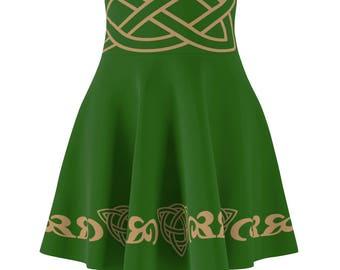 Celtic Skater Skirt