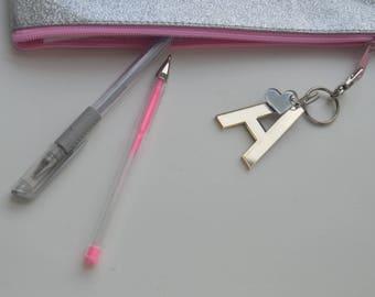 Bag tag / keychain / key tag