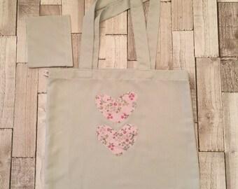 home made tote bag