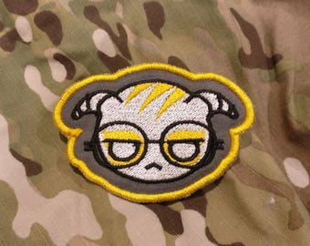 Dokkaebi Embroidered Patch