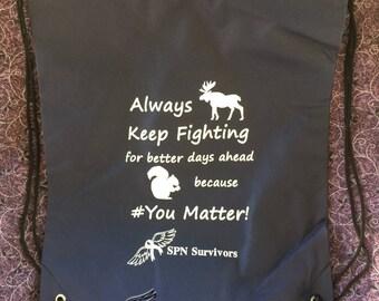 AKF Bag - with Global Shipping