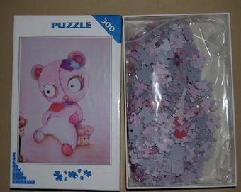 "Puzzle 300 pieces motif ""Teddy bears"" SALE"
