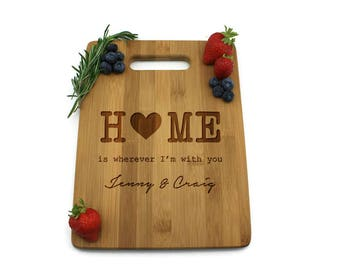Personalized Cheese Board, Cutting Board, Cheese Board, Gift For Her, ptcb002