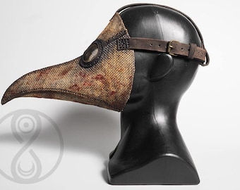 "Plague doctor mask ""Scarecrow"""