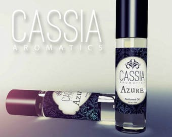Crystalline Azure Light Fruity Floral Must have for spring Oil Perfume