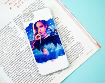 Cheryl Blossom Riverdale TV Show Mountains Cartoon Art Custom Made iPhone 5/5S/SE 6/6S 7 8 Plus X Samsung S6 S7 Edge S8 Phone Case/Cover UK!