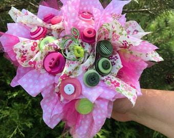 """Bridal bouquet """"Fresh Kiss"""""""