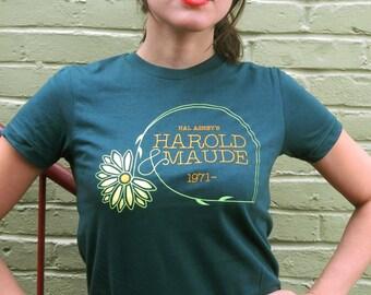 Harold & Maude (Ladies' Tee)