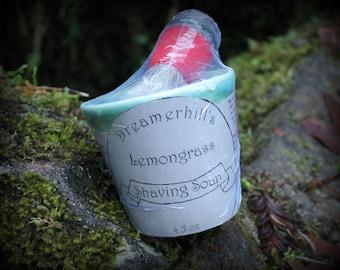 Lemongrass Shave Soap