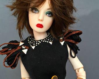 Mona. Porcelain bjd doll
