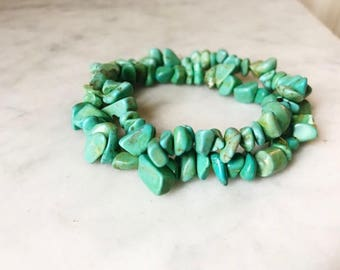 Turquoise healing band