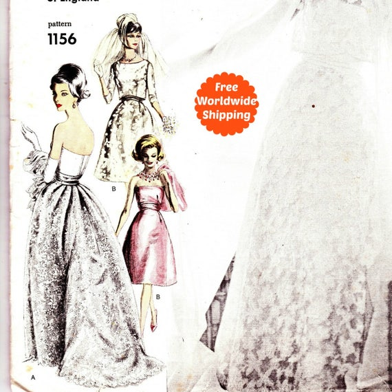 Simple Wedding Dress Sewing Patterns Unique Bridal Gown