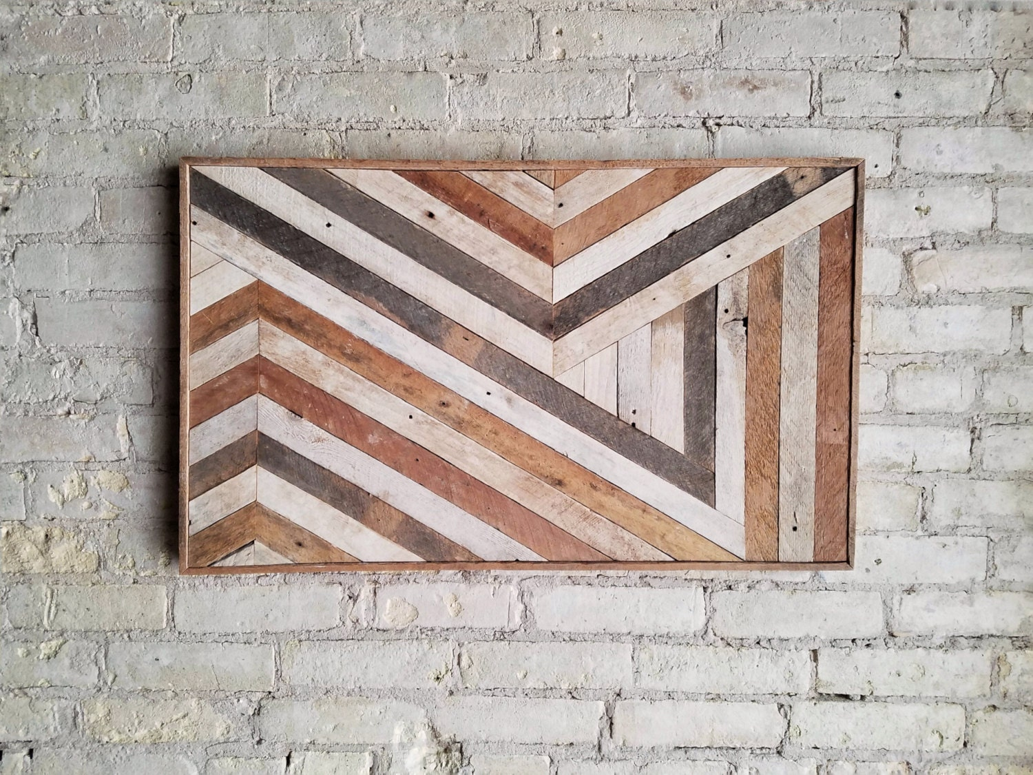 repurposing home decor wood upcycling crafts wall art piece hometalk reclaimed