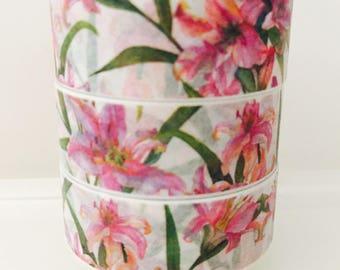 Pink Azalea Washi Tape