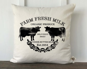 Farmhouse Pillow Cover, Custom Pillow Covers, Decorative Pillow Cover, Custom Pillow Cases, Couch Pillow Cover