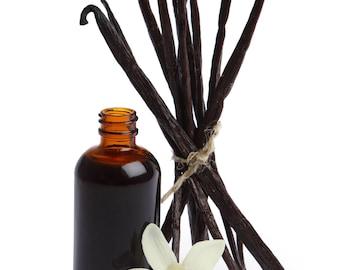 Pure Madagascar Vanilla Extract - 2 OZ Double Fold