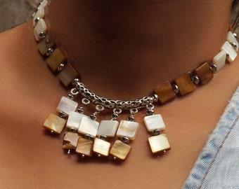 Boho Shell Necklace