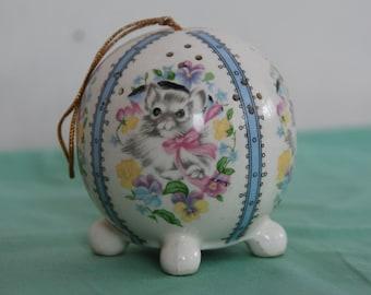 Vintage Ceramic Pomander Ball