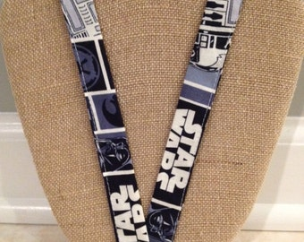 Star Wars  Lanyard ID Badge Holder