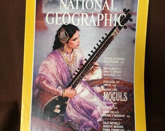 National Geographic Vol.167 No.4 July 1985