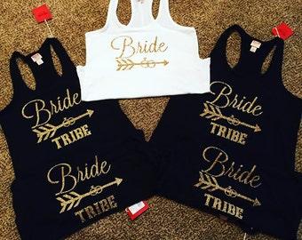 Bride Tribe/ Bachelorette Shirts