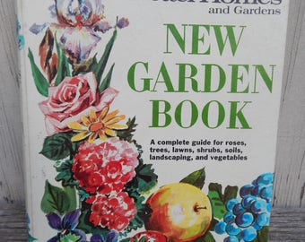 1968 Better Homes New Garden Book!