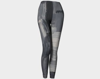 Super Grey Girl Leggings