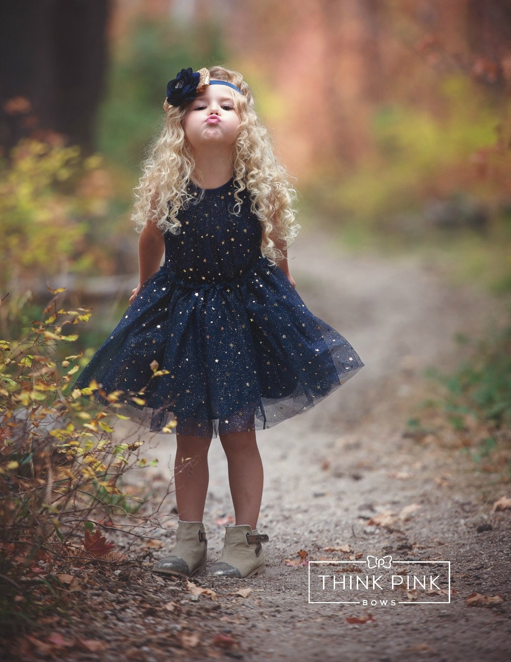 Navy blue flower girl dress flower girl dresses birthday zoom izmirmasajfo