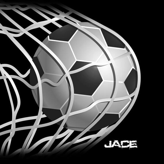 Boys Soccer Duvet Cover, Teen Soccer Bedding Set, Sports Duvet, Football, Kids  Bedding Full/Queen, King, Twin #146