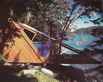 1979 Affordable Houses Designed by Architects book MID CENTURY MODERN home design architecture