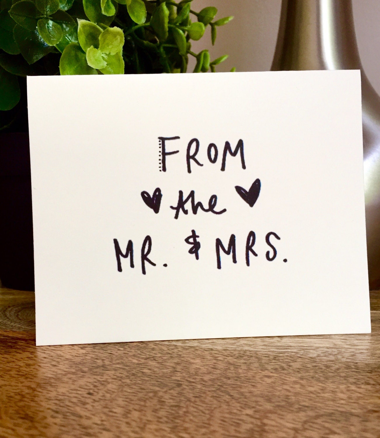 Wedding greeting card bulk mr and mrsthank you cards 10 rustic wedding greeting card bulk mr and mrsthank you cards 10 rustic thank you card set wedding thank you cards thank from bride and groom kristyandbryce Image collections