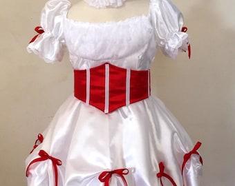 Mary Poppins Jolly Holiday Dress