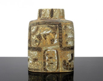 Ceramic Vase / Royal Copenhagen / Fajance / Niels Thorsson / Mid Century / Vintage