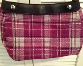 Thirty-one plum plaid suite skirt 31 SKIRT ONLY thirtyone suite skirt SALE, sale, sale