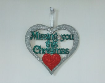 Missing you this christmas, 1st Christmas without you, trending now, most popular, thinking of you, miss you at Christmas, best selling item