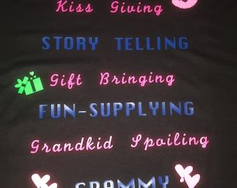 """Grandkid spoiling """"grammy"""""""