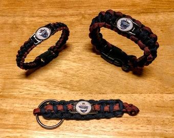 Ravenclaw Harry Potter Hogwarts inspired Bracelet, Keychain, or Set