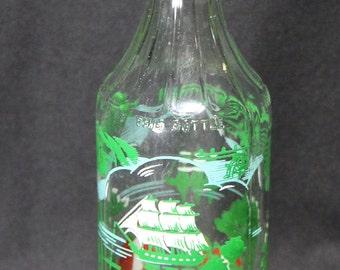 "Kentucky Tavern ""Treasure Island"" Gift Decanter/Whiskey Bottle"