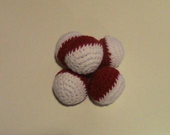Cat Toy Balls- Cat Toys- Catnip- Jingle ball