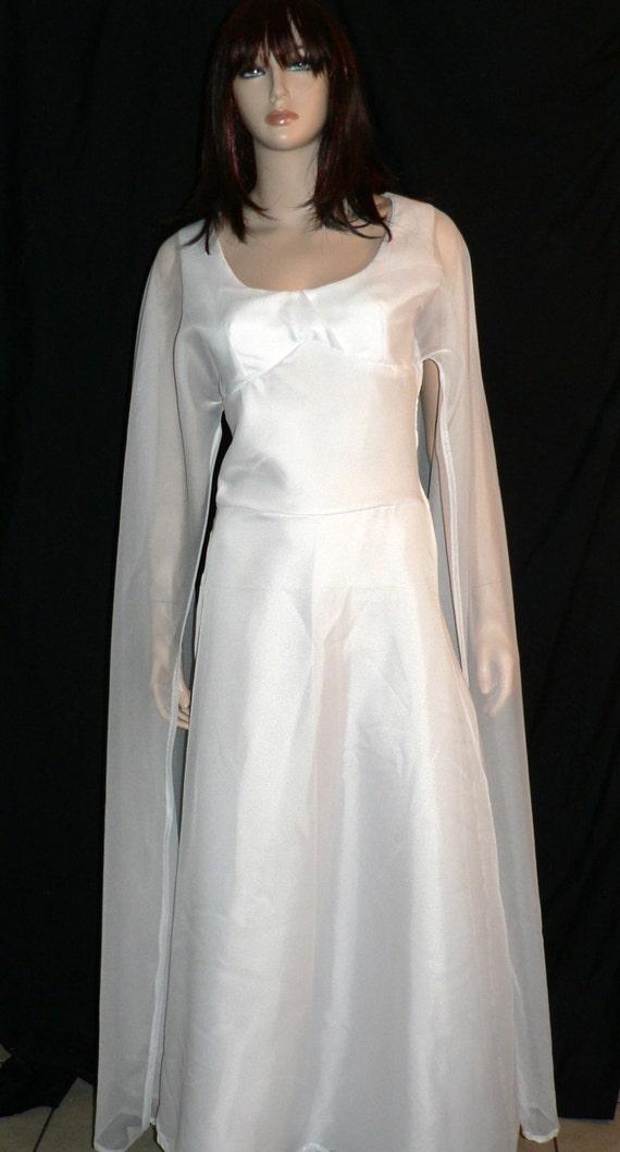 Princess Leia Cosplay Leia Ceremonial Gown Star Wars