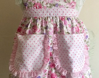 Girl's Apron - Confection